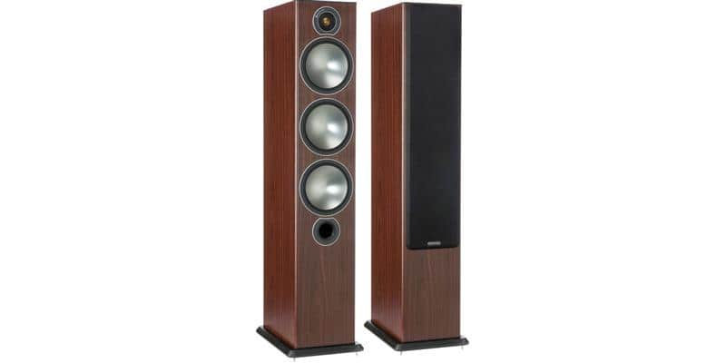 Monitor Audio Bronze 6 Bois de Rose