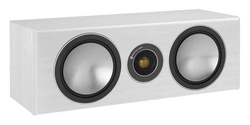 Monitor Audio Bronze Centrale Blanc
