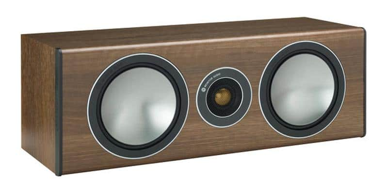 Monitor Audio Bronze Centrale Noyer