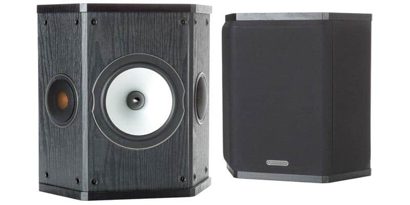 Monitor Audio Bronze FX Noir