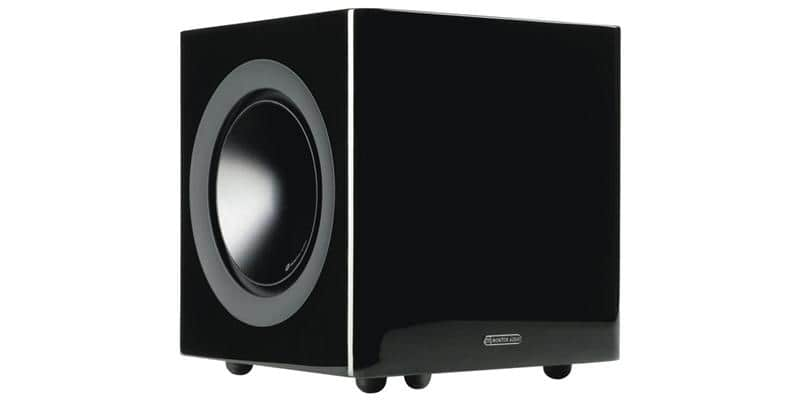 Monitor Audio Radius 380 Noir