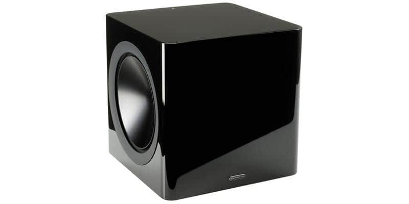 Monitor Audio Radius 390 Noir