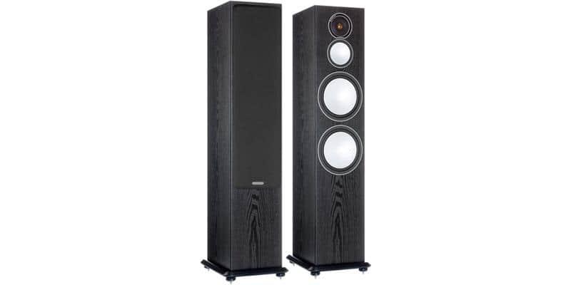 Monitor Audio Silver 10 Bois noir