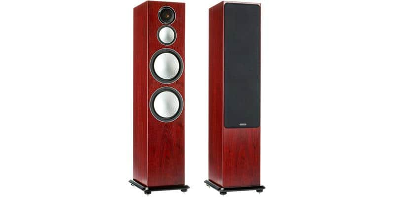 Monitor Audio Silver 10 Bois de rose