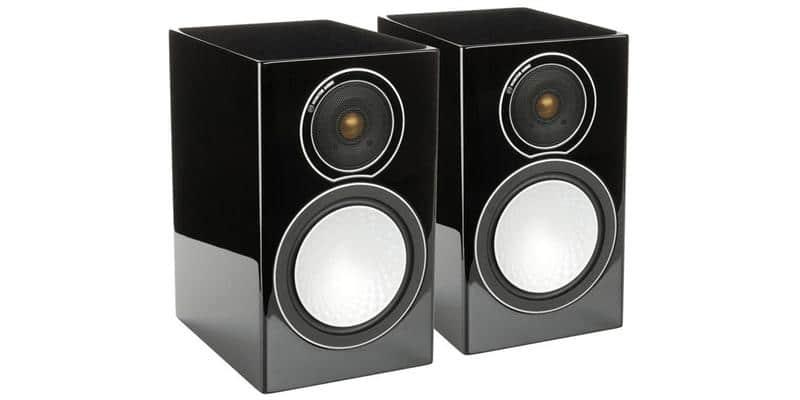 Monitor Audio Silver 1 Noir Laqué