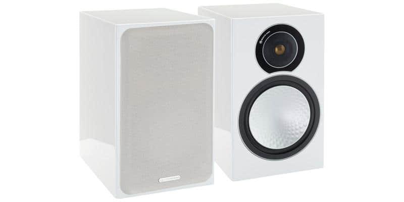 Monitor Audio Silver 2 Blanc laqué