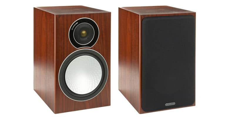 Monitor Audio Silver 2 Noyer