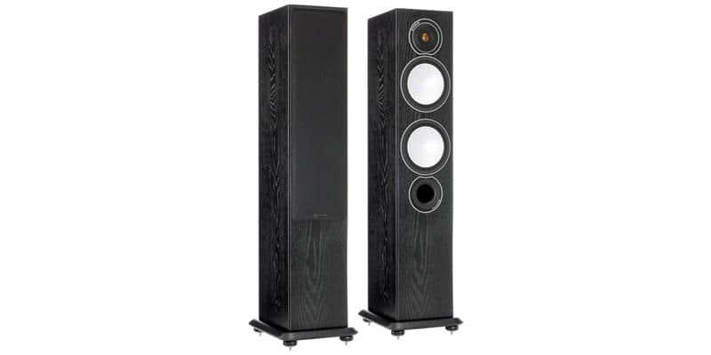 Monitor Audio Silver 6 Bois Noir