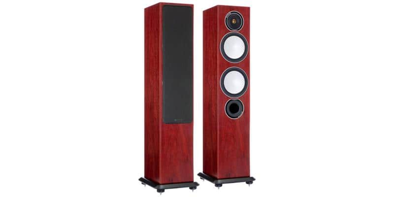 Monitor Audio Silver 6 Bois De Rose