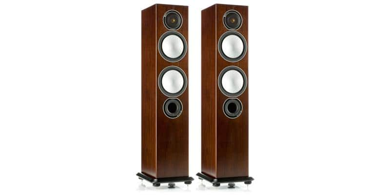 Monitor Audio Silver 6 Noyer