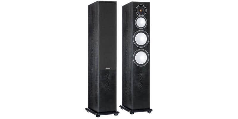 Monitor Audio Silver 8 Bois noir