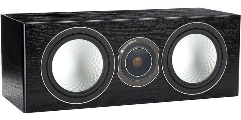 Monitor Audio Silver Centre Bois Noir