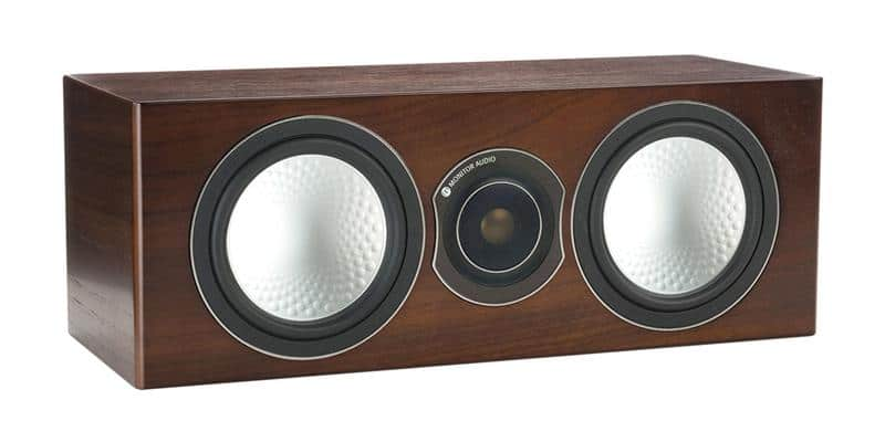Monitor Audio Silver Centre Noyer