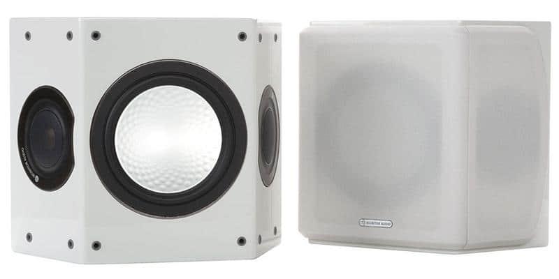 Monitor Audio Silver FX Blanc laqué