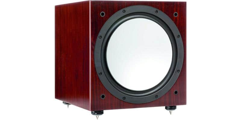 Monitor Audio Silver W12 Bois Rose