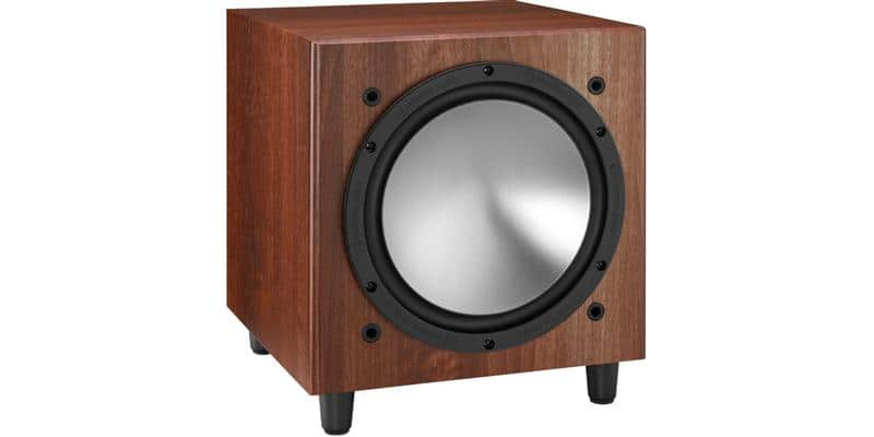 Monitor Audio Bronze W10 Bois de Rose