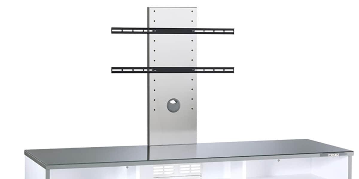 munari fi096 aluminium accessoires meubles tv sur easylounge. Black Bedroom Furniture Sets. Home Design Ideas
