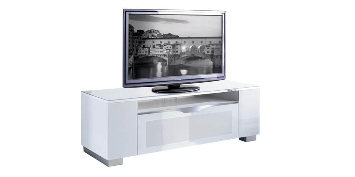 Meuble Tv Blanc Munari : Munari Fi126 Blancmeubles Tv Munari Sur Easylounge