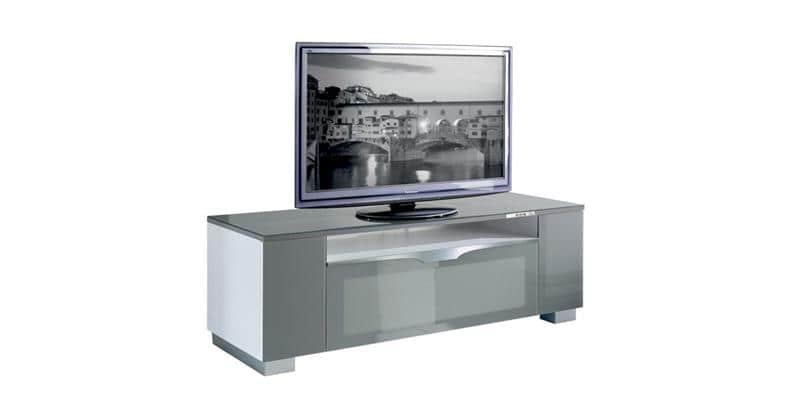 munari fi151 gris meubles tv munari sur easylounge. Black Bedroom Furniture Sets. Home Design Ideas