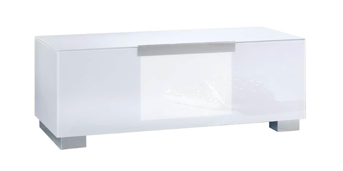 Meuble Tv Blanc Munari : Munari Mi311 Blancmeubles Tv Munari Sur Easylounge