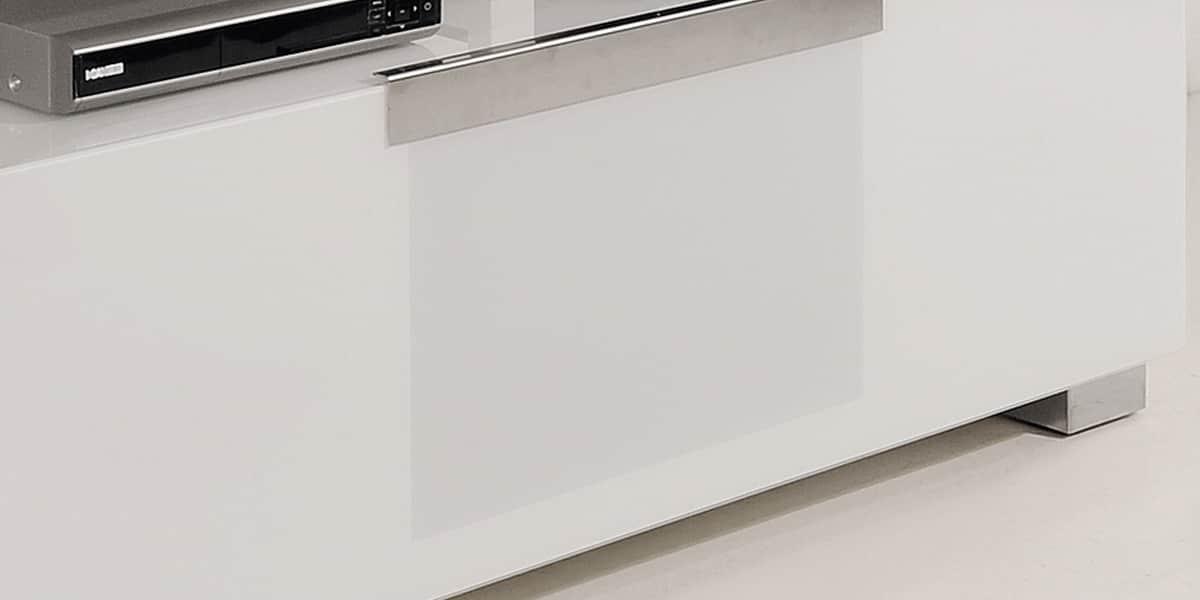 Meuble Tv Blanc Munari : Munari Mi324 Blancmeubles Tv Munari Sur Easylounge