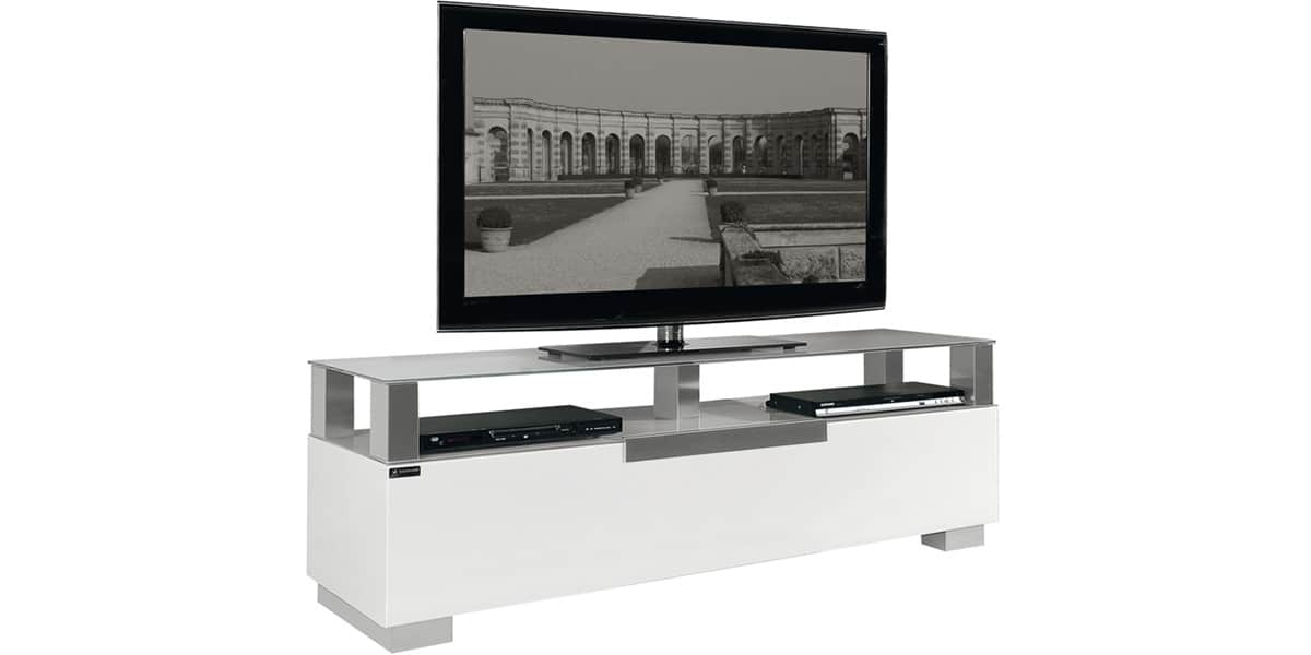 Meuble Tv Blanc Munari : Munari Mi326 Blancmeubles Tv Munari Sur Easylounge