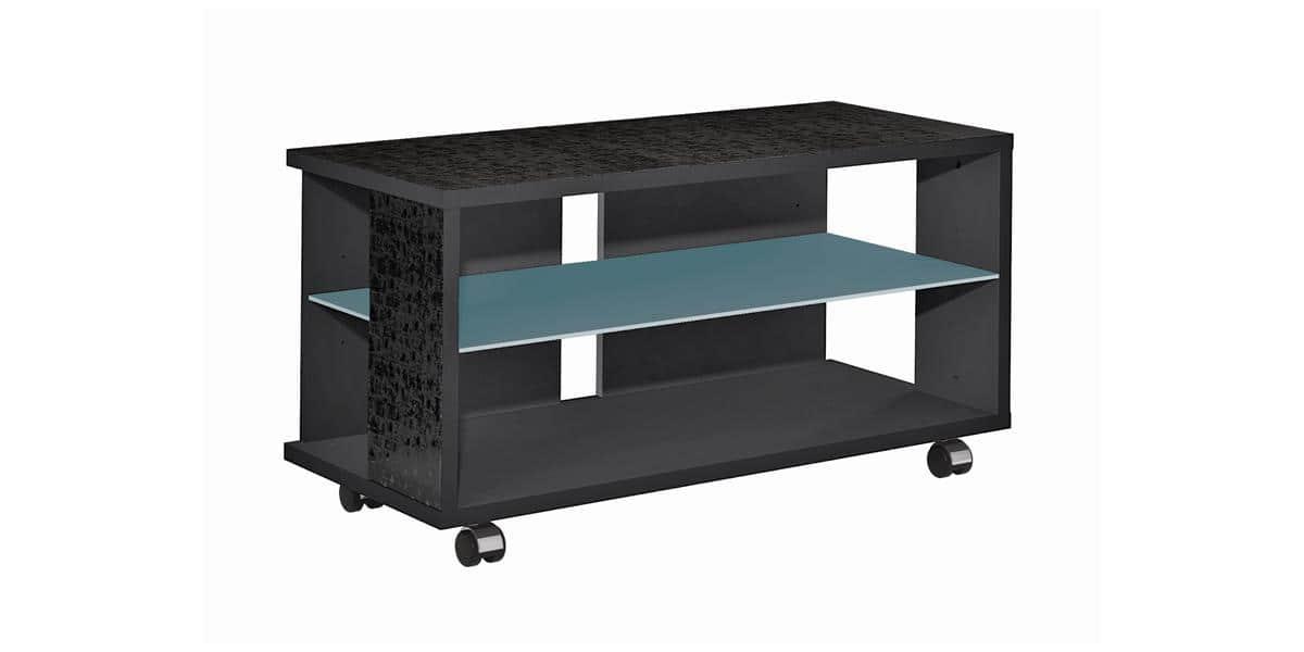 munari mt100 bleu meubles tv munari sur easylounge. Black Bedroom Furniture Sets. Home Design Ideas