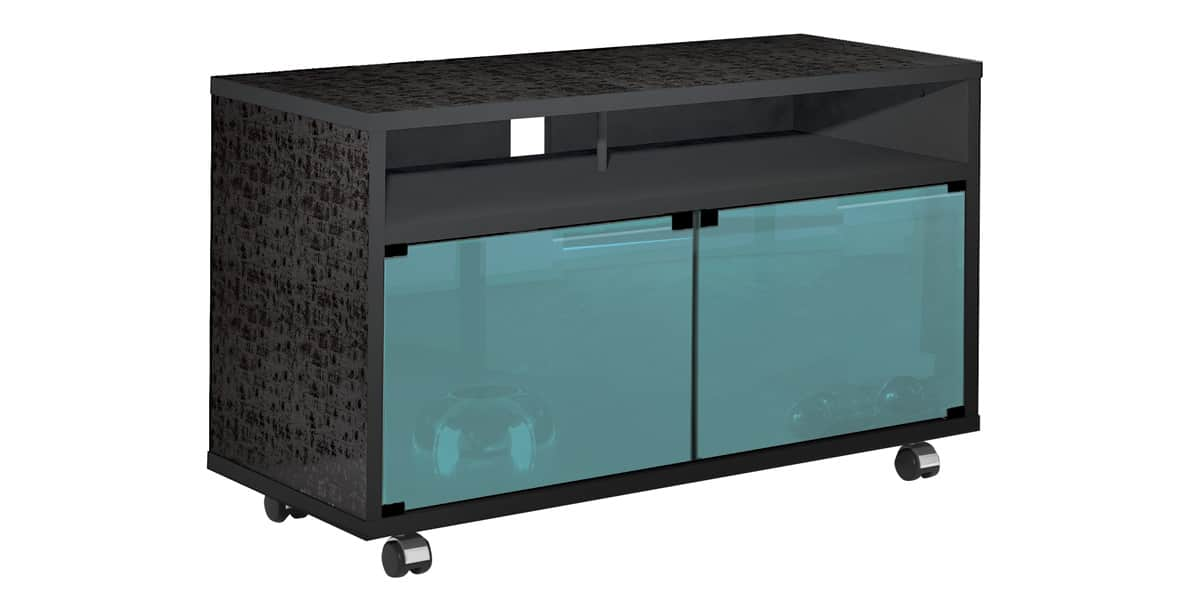 munari matera mt110 bleu meubles tv munari sur easylounge. Black Bedroom Furniture Sets. Home Design Ideas