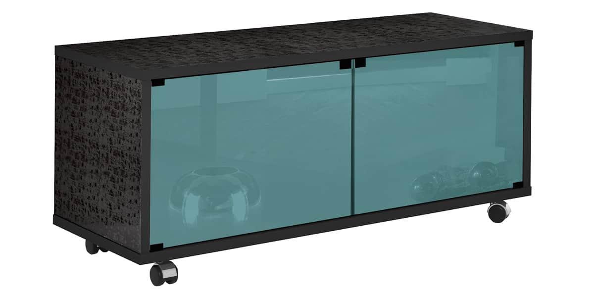 munari matera mt125 bleu meubles tv munari sur easylounge. Black Bedroom Furniture Sets. Home Design Ideas