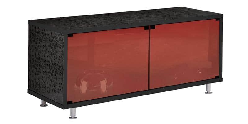Munari Matera MT125 Rouge avec Pieds