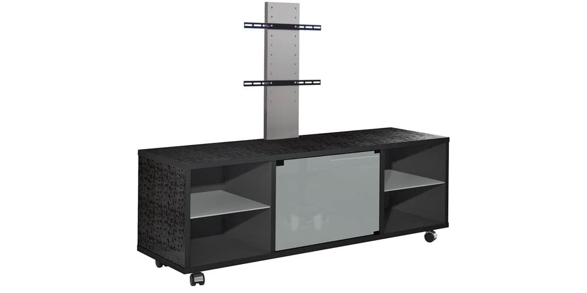 munari mt150 301 blanc meubles tv munari sur easylounge. Black Bedroom Furniture Sets. Home Design Ideas