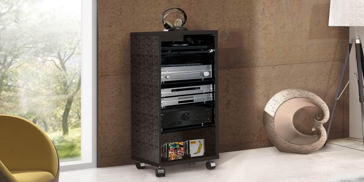 munari matera mt159 bleu meubles hifi sur easylounge. Black Bedroom Furniture Sets. Home Design Ideas