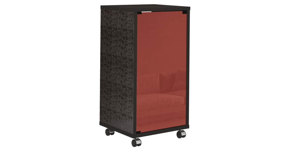 munari matera mt159 rouge meubles hifi sur easylounge. Black Bedroom Furniture Sets. Home Design Ideas