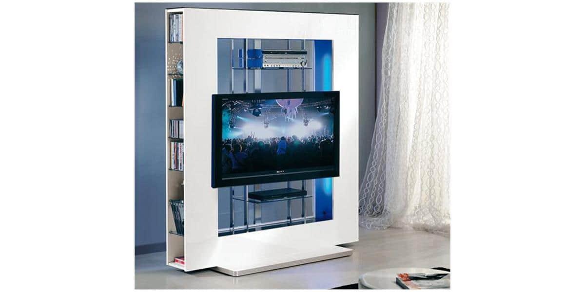 Meuble Tv Blanc Munari : Munari Next08 Blancmeubles Tv Munari Sur Easylounge