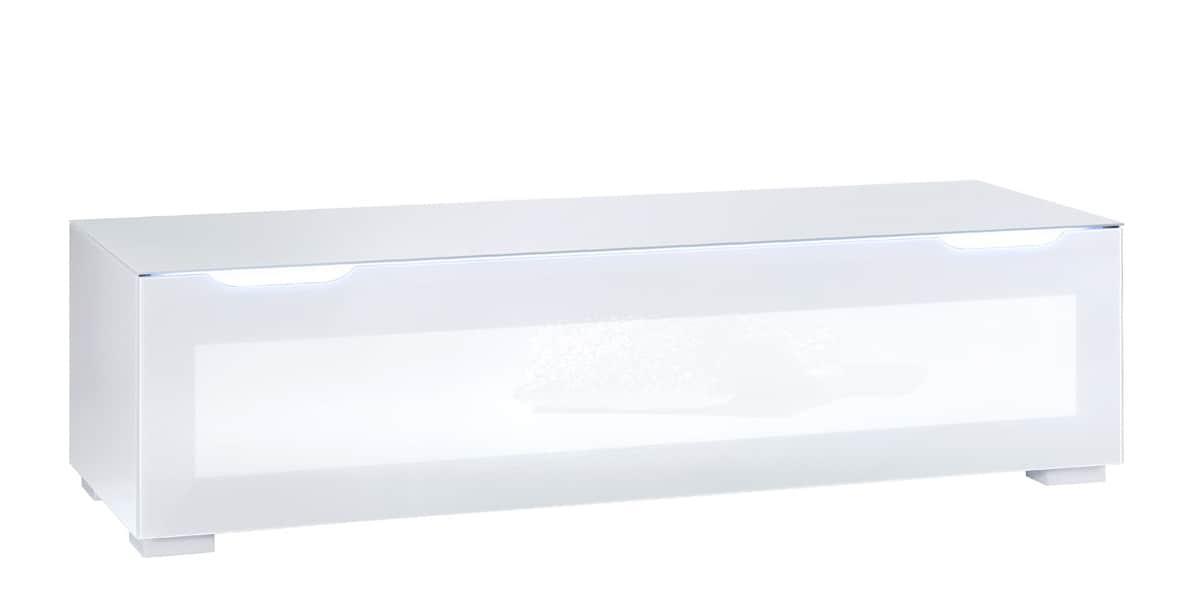 Meuble Tv Blanc Munari : Munari Ps150 Blancmeubles Tv Munari Sur Easylounge