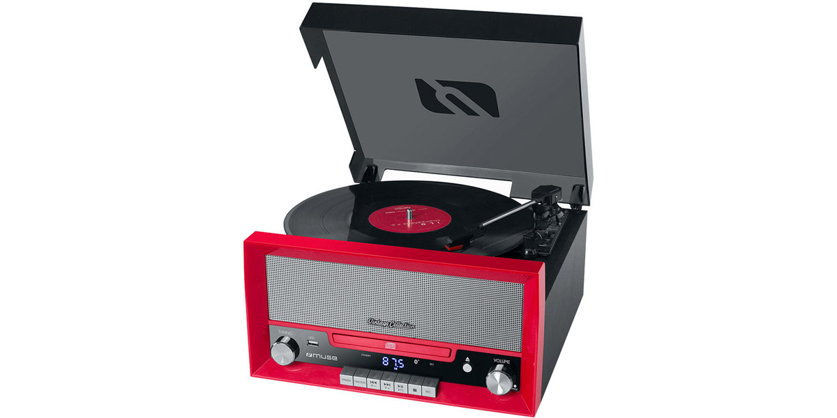 Muse MT-110 RD Rouge