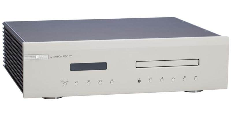 Musical Fidelity M6SCD Silver