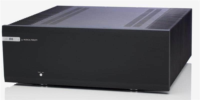 Musical Fidelity M8-500S Noir