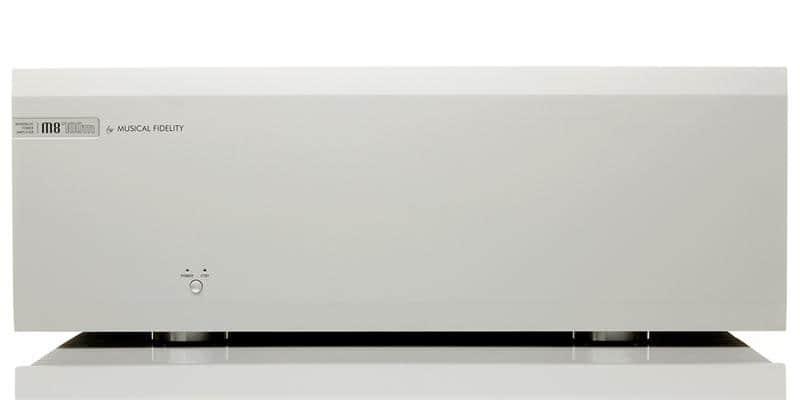 Musical Fidelity M8-700m Argent