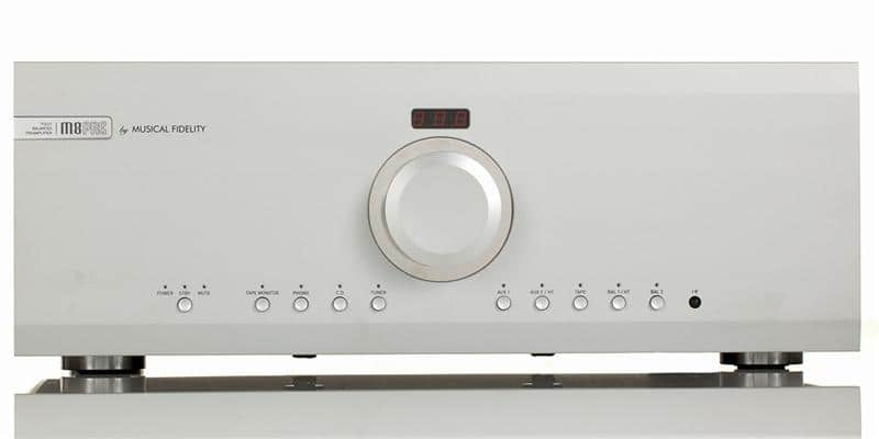 Musical Fidelity M8-PRE Argent