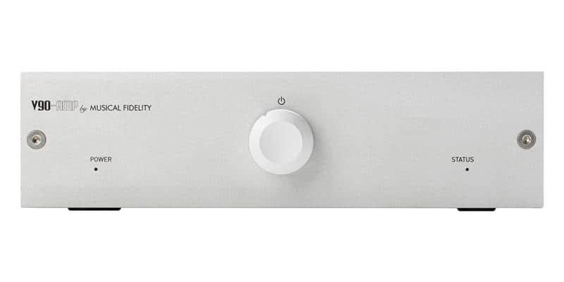 Musical Fidelity V90-AMP Gris