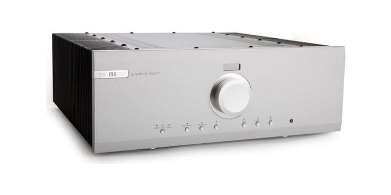 Musical Fidelity M6 500i Argent
