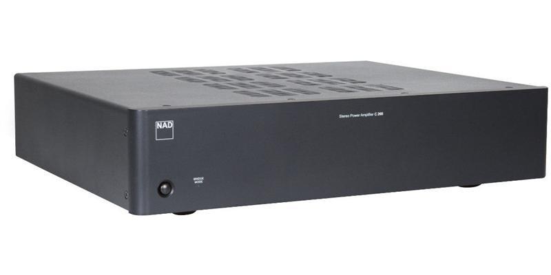 NAD C268 Noir