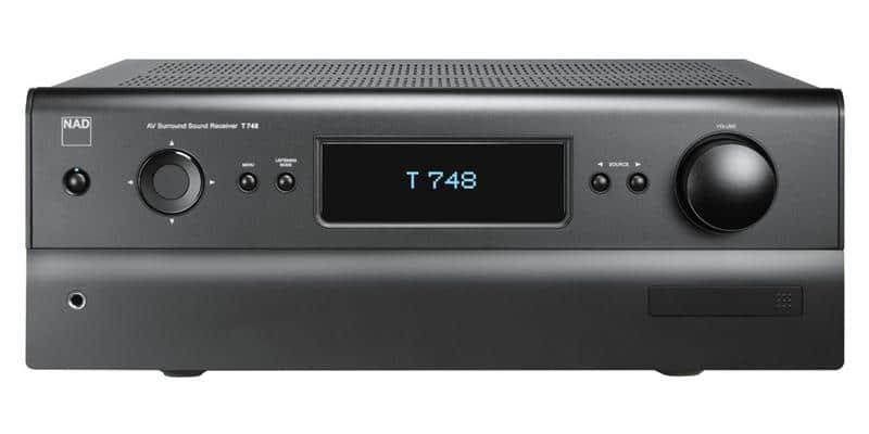 NAD T748 V2 Graphite
