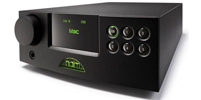 Naim DAC V1 Noir