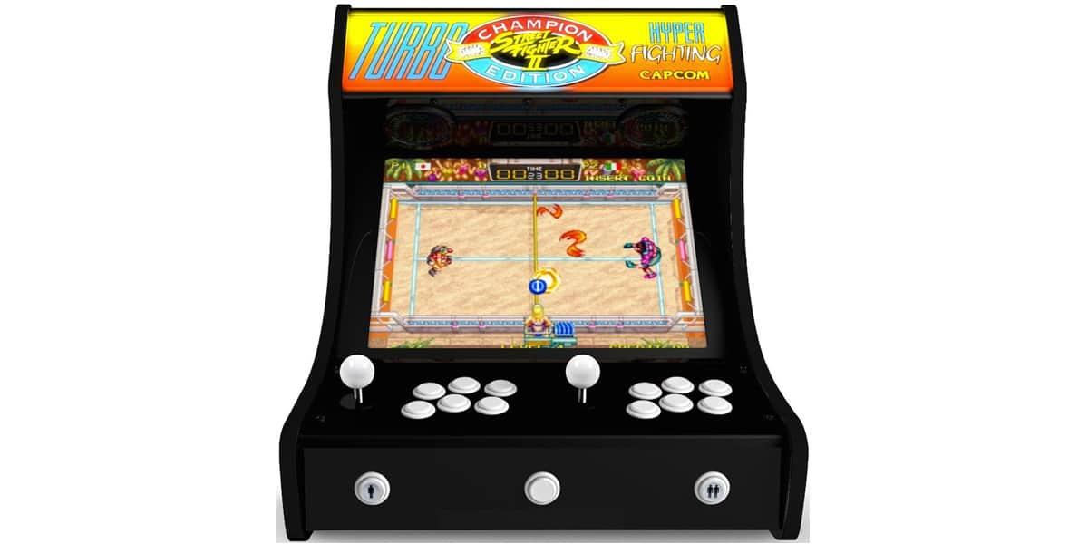 neo legend micro arcade bartop bornes arcade vintage sur easylounge. Black Bedroom Furniture Sets. Home Design Ideas