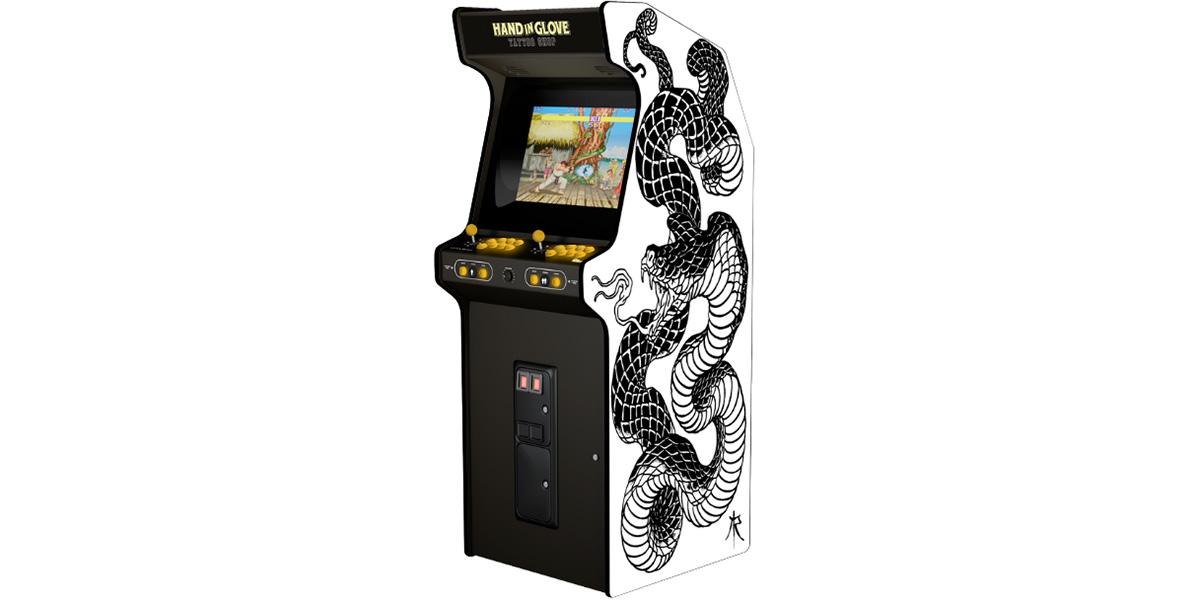 Neo Legend Classic Edition Black Cobra Arkador