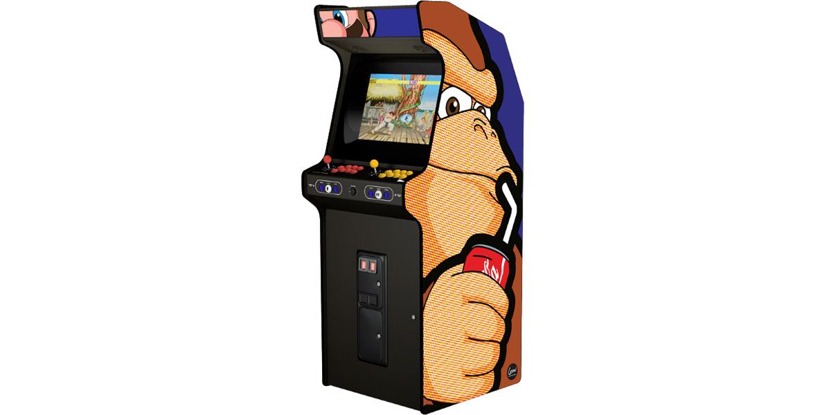 Neo Legend Classic Leon Cola Kong Arkador