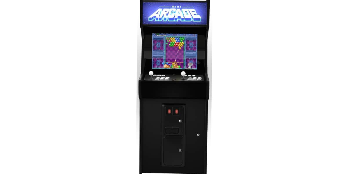 neo legend next gen noir bornes arcade vintage sur easylounge. Black Bedroom Furniture Sets. Home Design Ideas