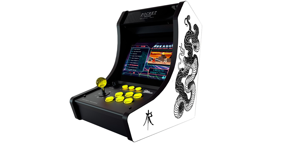 Neo Legend Pocket Edition Black Cobra Arkador